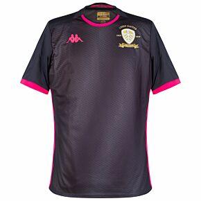 19-20 Leeds Utd Away Shirt - No Sponsor