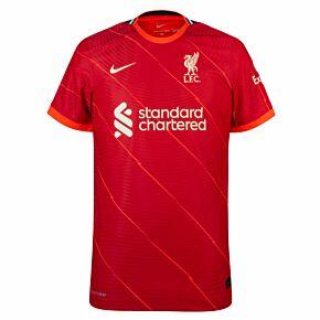 21-22 Liverpool Dri-Fit ADV Match Home Shirt