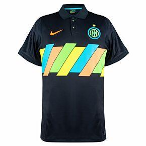 21-22 Inter Milan 3rd Shirt - Kids (No Sponsor)