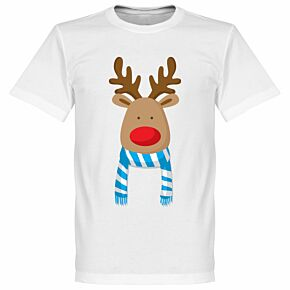 Reindeer City Supporters Tee - White