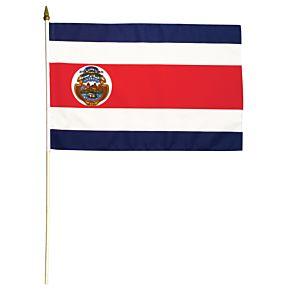 Costa Rica Small Flag