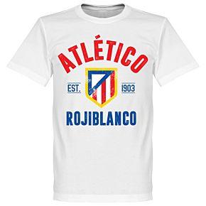 Atletico Madrid Established Tee - White