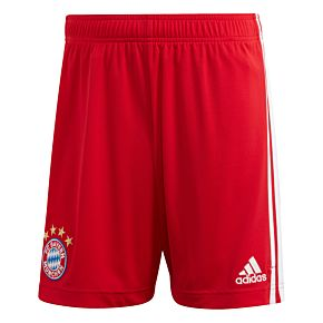20-21 Bayern Munich Home Shorts