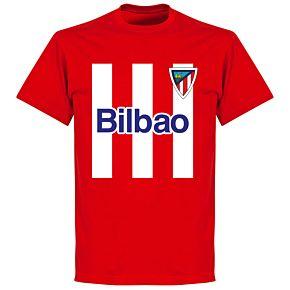 Bilbao Team T-shirt - Red