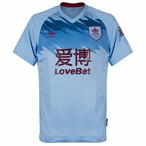 19-20 Burnley Away Shirt