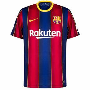 20-21 Barcelona Home Shirt