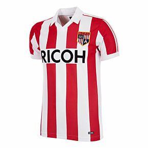 81-83 Stoke City Home Retro Shirt