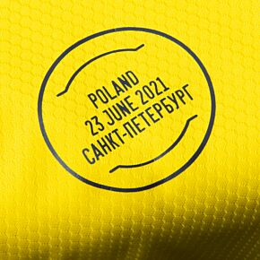 Official Euro 2020 Matchday Transfer Sweden v Poland 23rd June 2021 (Sweden Home)