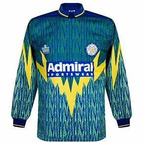 Admiral Leeds United 1992-1993 Goalkeeper Shirt - USED Condition (Great) - Size M - Extremely Rare