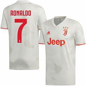 adidas Juventus Away Ronaldo 7 Jersey 2019-2020