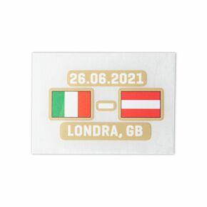 Official Euro 2020 Matchday Transfer Italy v Austria 26.06.2021 (Italy Home)