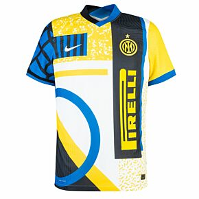 20-21 Inter Milan Vapor Match 4th Shirt