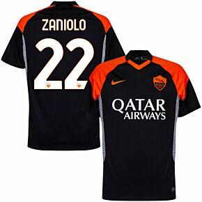 20-21 AS Roma 3rd Shirt + Zaniolo 22