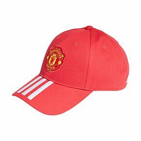 21-22 Man Utd BB Cap - Red