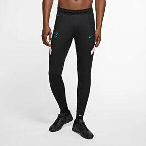 20-21 Barcelona Vaporknit Strike Pants - Black/Pink