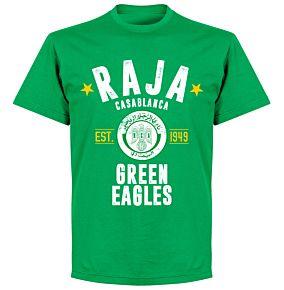 Raja Casablanca Established T-shirt - Green