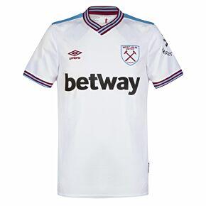 19-20 West Ham Away Shirt