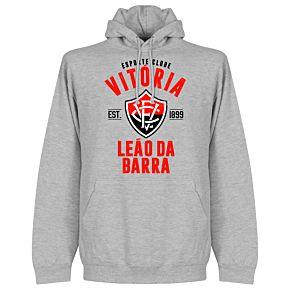 Vitoria Established Hoodie - Grey