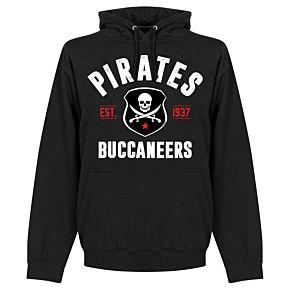 Pirates Established Hoodie - Black
