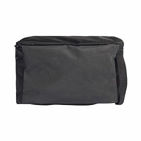 21-22 Man Utd Washkit Bag - Black/Purple (25 x 14 x 13cm Approx)