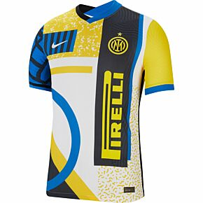 20-21 Inter Milan Vapor Match 4th Shirt
