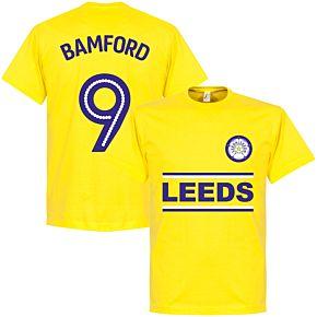 Leeds Bamford 9 Team Tee - Lemon Yellow