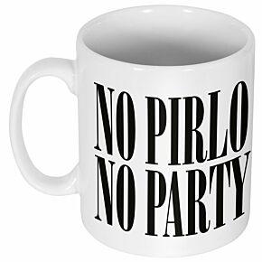 No Pirlo No Party Mug