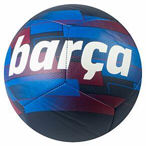 21-22 Barcelona Pitch Football - Navy
