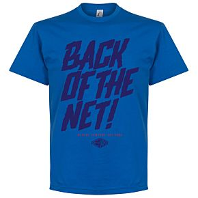 Retake Back of the Net! Tee - Royal