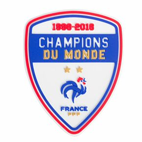 FIFA World Cup France Champions Magnet