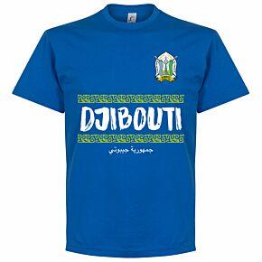 Djibouti Team Tee - Royal