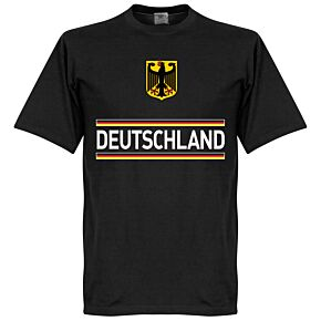 Germany Team KIDS Tee - Black