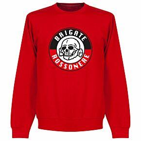 Brigate Rossonere Sweatshirt - Red