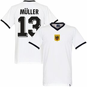 1970's West Germany Retro Shirt + Müller 13