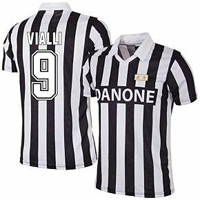 92-93 Juventus Home RetroShirt + Vialli 9