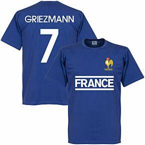 France Griezmann Team Tee - Royal