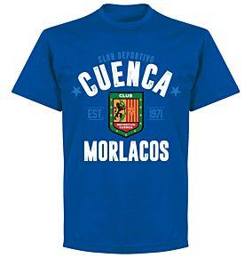 Deportivo Cuenca Established T-shirt - Royal
