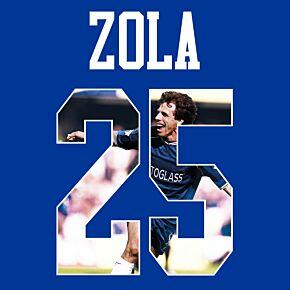Zola 25 (Gallery Printing)