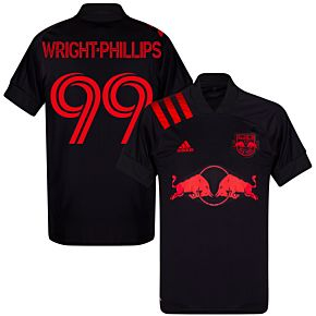 20-21 New York Red Bulls Away Shirt + Wright-Phillips 99 (Fan Style)