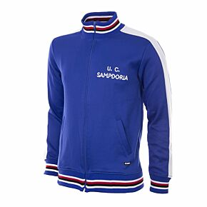 Copa Sampdoria Retro Track Jacket 1979-1980