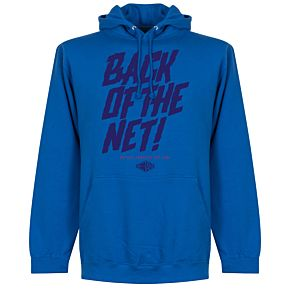 Retake Back of the Net! Hoodie - Royal