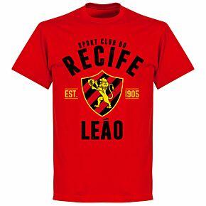 Recife EstablishedT-Shirt - Red