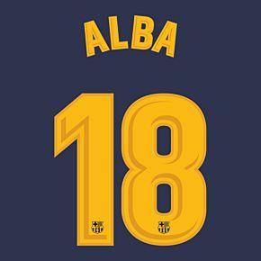 Alba 18  (La Liga)