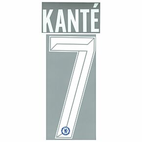Kanté 7 (Official Cup Printing) - 21-22 Chelsea Home