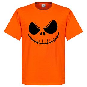 Halloween Eyes Tee - Orange