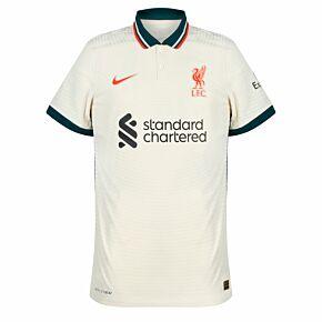 21-22 Liverpool Dri-Fit ADV Match Away Shirt