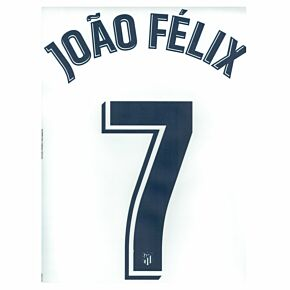 João Félix 7 (La Liga Style) 19-20 Atletico Madrid 3rd
