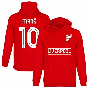 Liverpool Mane 10 Team KDIS Hoodie - Red