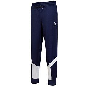 20-21 Italy Iconic MCS TrackPants - Navy