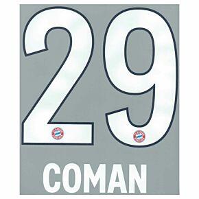 Coman 29 (Official Printing)